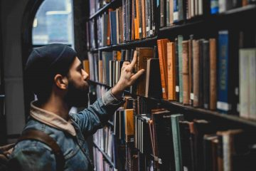 Why Should You Never Stop Going to a Library?